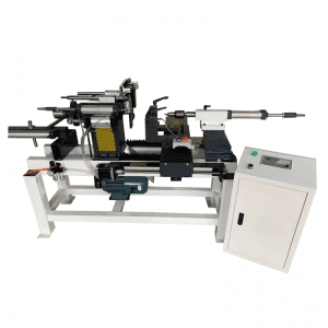CA-50 Auto feeding mini cnc wood lathe
