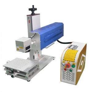 Cheapest Price Wood Broom Stick Making Machine - CA-RF30 CO2 Laser Marking machine – Camel