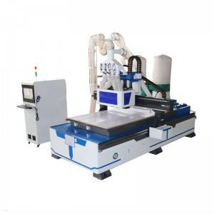 New Arrival China Cheap Cnc Router - CA-1325 Pneumatic ATC CNC Router – Camel