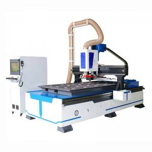 2019 China New Design Precision Woodworking Carousel Atc Cnc Router