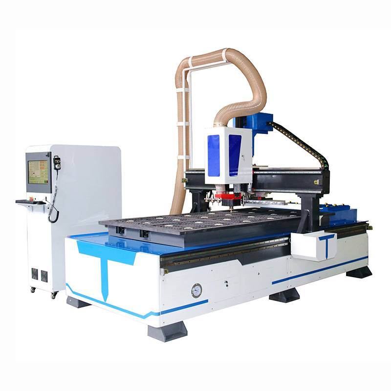 Cheapest Price 6090 Cnc Router - CA-1325 ATC CNC Router – Camel detail pictures