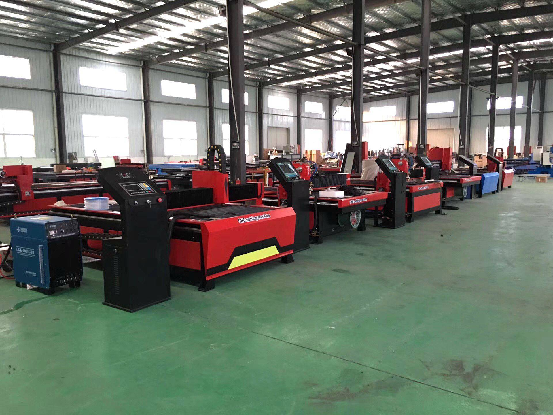 What is the working principle and application scope of plasma cutting machine?