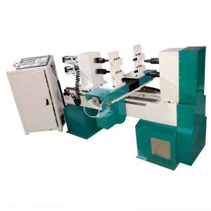 Popular Design for Mold Making Cnc Machine - CA-0712 CNC Wood Lathe – Camel