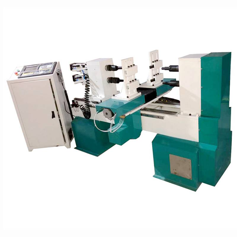 China Cheap price Mini Cnc Wood Lathe Machine -