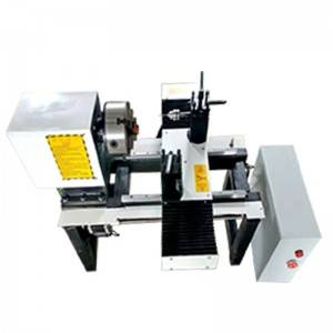 OEM Customized Cnc Mini Wood Turning Lathe Machine - CA-13 Mini CNC Wood Lathe – Camel