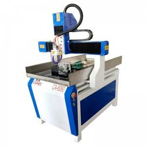 OEM/ODM Supplier Desktop Milling Machine 2040/Cnc Router Nz - CA-6090 CNC Router – Camel