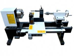 Super Purchasing for Cnc Engraving Machine With Multi-Spindles - CA-26 Mini CNC Wood Lathe – Camel