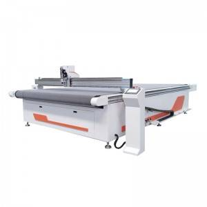 CA-1625 CNC Oscillating Digital Cutter