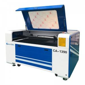 18 Years Factory Laser Fabric Cutting Machine - CA-1390 CO2 Laser Cutting Machine – Camel