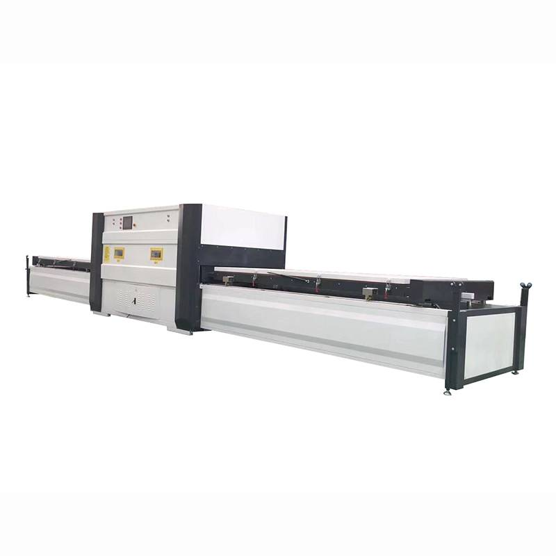 Wholesale Price China 3d Woodworking Cnc Machine 4 Axis – CA-2500 Vacuum Membrane Laminating Pressing Machine – Camel
