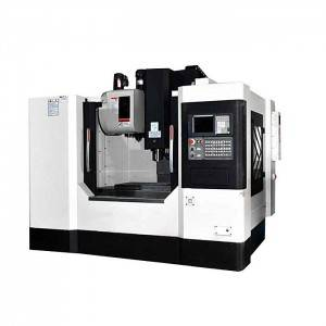Good Quality Metal Cnc Milling Machine -
