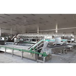 canned corn production line