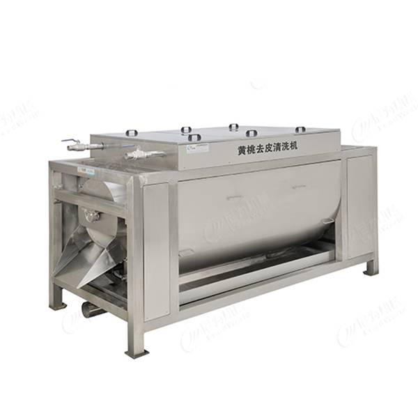 OEM/ODM Factory Tomato Processing Machine - Peeler And Cleaner – Leadworld Machinery