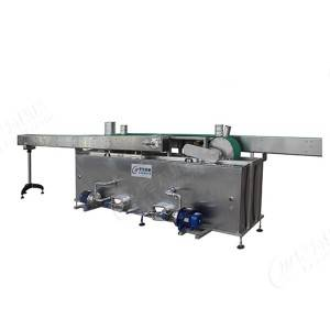 OEM Manufacturer Can Filling Machine Beverages - magnetic can washing machine – Leadworld Machinery