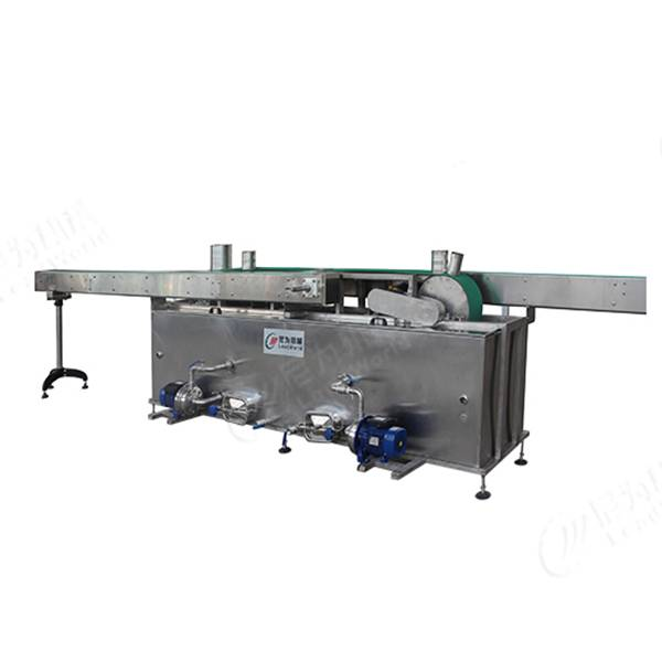 Factory directly Juice Filling Line - magnetic can washing machine – Leadworld Machinery