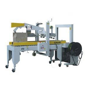 Factory wholesale Juice Dirnking Filling Machine - Carton sealer – Leadworld Machinery