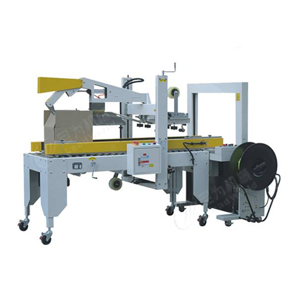 High Performance Glass Bottle Filling Machine - Carton sealer – Leadworld Machinery