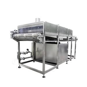 Factory Cheap Chocolate Filling Machine - Leaching machine – Leadworld Machinery