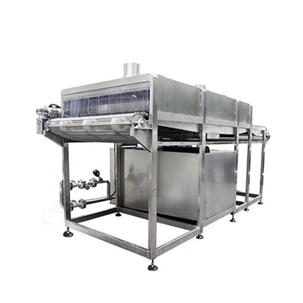 factory customized Hot Drink Fruit Juice Filling Line - Leaching machine – Leadworld Machinery