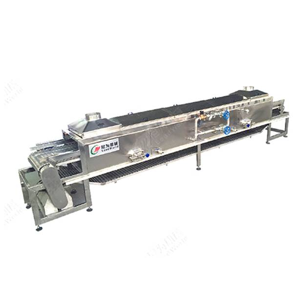 Chinese wholesale Aluminum Beer Canning Equipment - exhauster – Leadworld Machinery