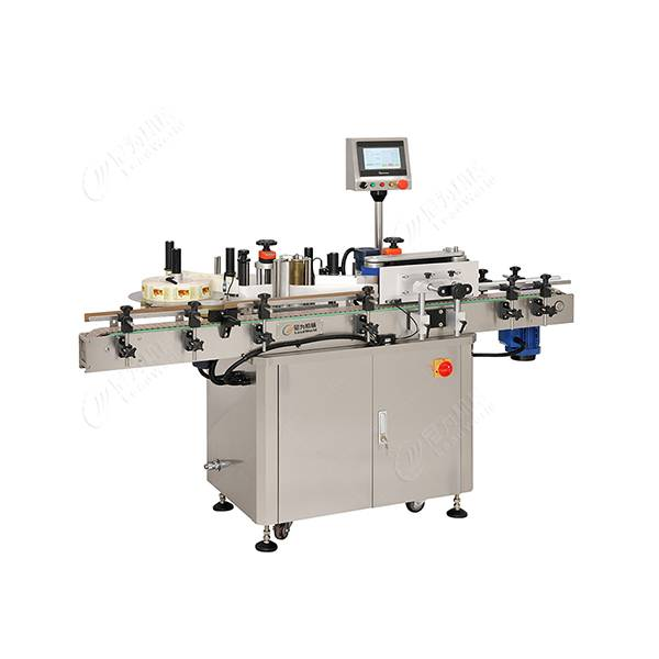 Free sample for Canned Goods Seamer - KL-700 Round Bottle Labeling Machine – Leadworld Machinery