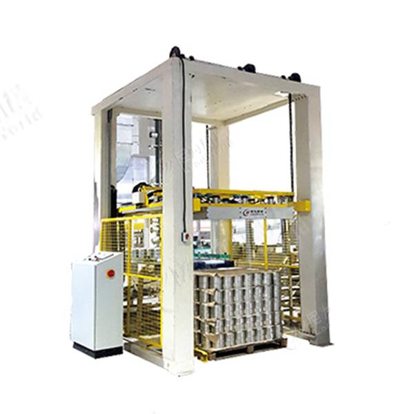 Factory supplied Dry Powder Filling Machine - Empty cans bottle depalletizer – Leadworld Machinery
