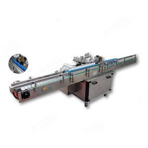 OEM/ODM Manufacturer Automatic Drink Can Filling Plant - Vertical wet glue labeling machine – Leadworld Machinery
