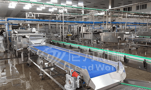 Shanghai Leadworld Machinery development of coassistens, quae canned Automation pro apparatu enterprises