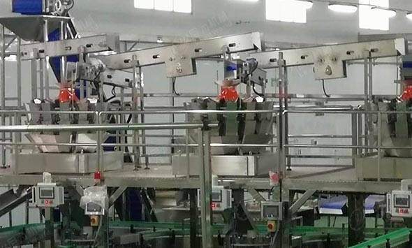 Hebei yellow peach canned production line