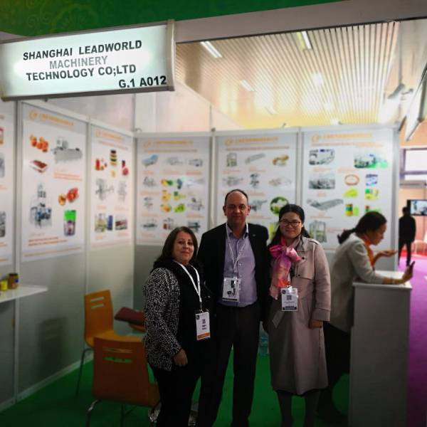 2018 Te Tai Tokerau Africa (Aratiria) International Food me te Packaging Mīhini Exhibition