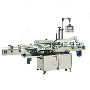 Leading Manufacturer for Used Tin Can Making Machine - LW-902 Two-side Labeler – Leadworld Machinery