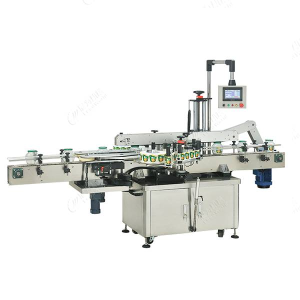 100% Original Carbonated Beverage Canning Machine - LW-902 Two-side Labeler – Leadworld Machinery