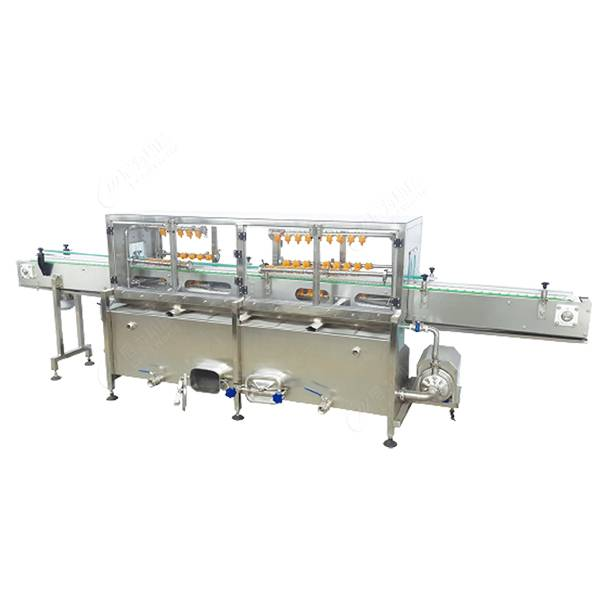 Good Wholesale Vendors High Pressure Fresh Juice Machine - filled cans washing machine – Leadworld Machinery