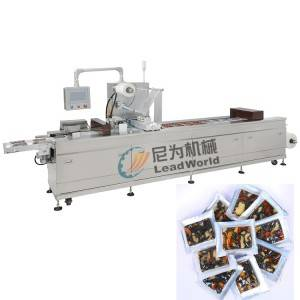 Ejiao cake vacuum stretch film vacuum packing machine