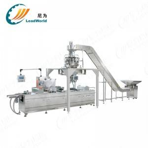 Manufacturer for Complete Mineral Water Bottling Plant - date palm vacuum stretch film forming machine – Leadworld Machinery