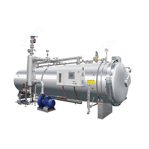 Lowest Price for Canned Sweet Corn Food Process Line - Sterilization – Leadworld Machinery