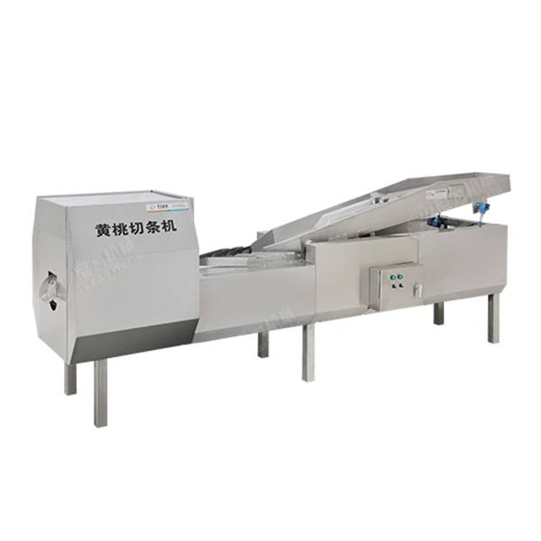 Super Purchasing for Canned Vegetable Processing Line - Cutting machine – Leadworld Machinery