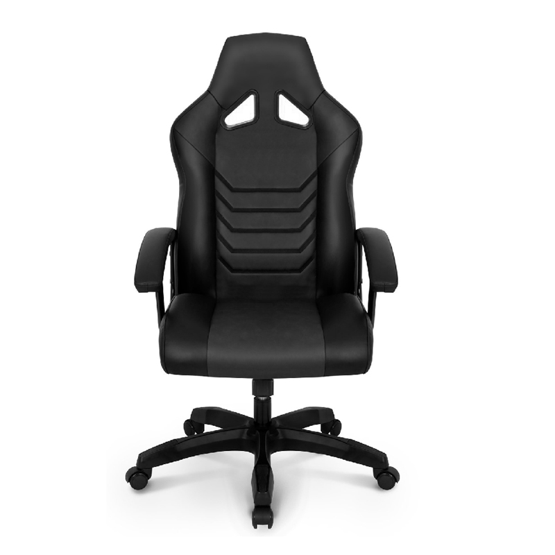 OEM Manufacturer Black And White Gaming Chair -