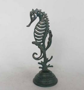 decorative  cast iron   garden sculpture