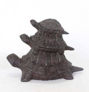 cast iron door stopper  home decoration