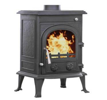 hot sale metal material wood burning fireplace
