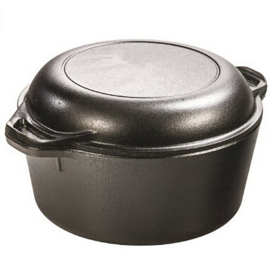 hot sale 5qt cast iron dutch oven