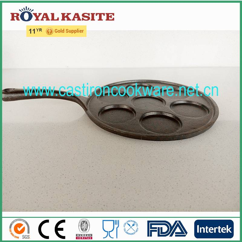 Free sample for Enamel Cast Iron Teapot -