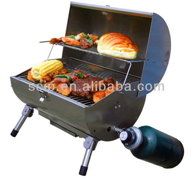 Marine Gas Barbecue