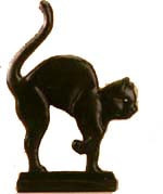cat cast iron door stop Featured Image