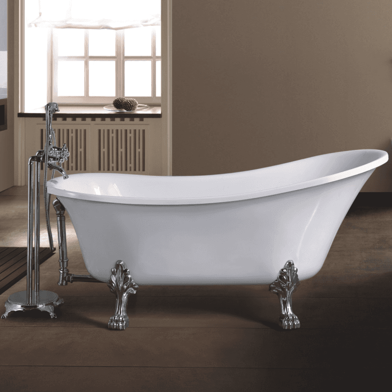 good quality cast iron freestanding bathroom tub slipper tubs
