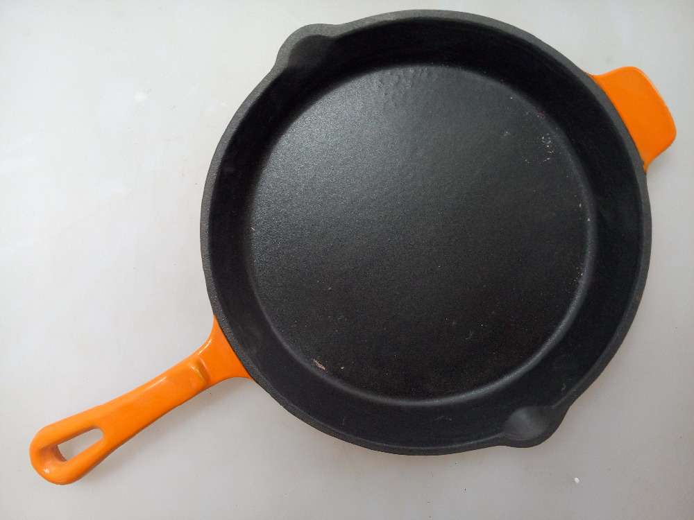 Factory Price Master Devided Skillet Grill Fry With Frying Pan