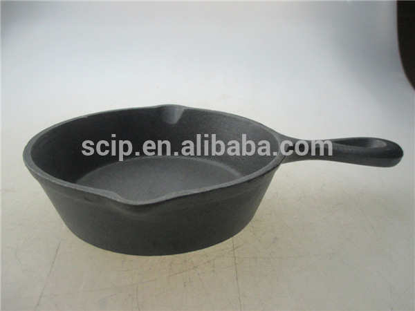 High Quality Korea BBQ Grill Kandai Iron Frying Pan For Wholesale