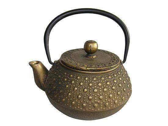hot sale high quality cast iron teapot