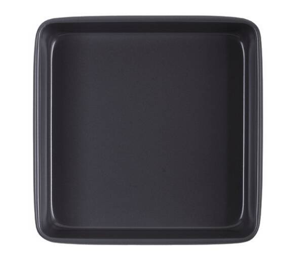 carbon square cake pan, carbon steel cake mould